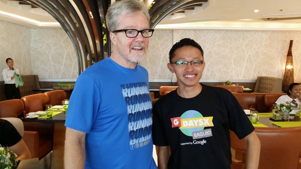 Freddie Roach with AMD